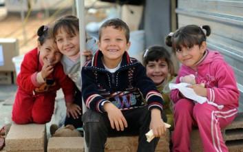 Κομισιόν: Το 30% των αιτούντων άσυλο στην ΕΕ ήταν παιδιά