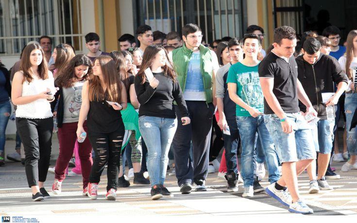 Μείωση στη πρόωρη εγκατάλειψη του σχολείου στην Ελλάδα