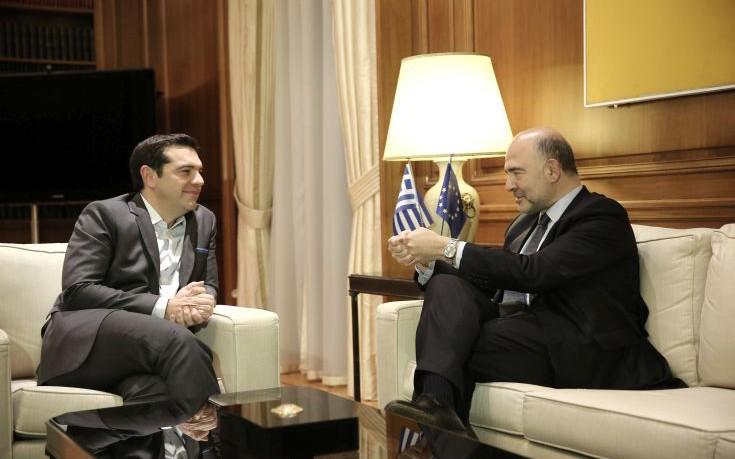Στην Αθήνα την Τρίτη ο Μοσκοβισί