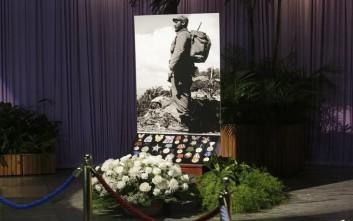 Δεν θα παραστεί στην κηδεία του Φ. Κάστρο ο Μ. Ομπάμα