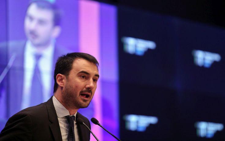 Χαρίτσης: Η ολοκλήρωση του προγράμματος βαίνει ομαλά μετά και το σημερινό Eurogroup