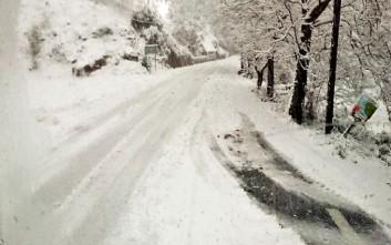 Φόβοι για πλημμύρες από τα χιόνια που λιώνουν σε Αλόννησο και Σκόπελο