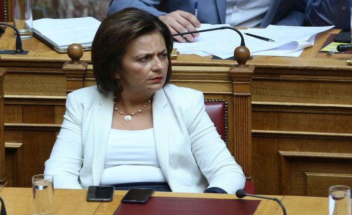 Δεν φεύγει από την κυβέρνηση η Μαρίνα Χρυσοβελώνη