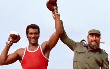 Η αγάπη του Φιντέλ Κάστρο για τον αθλητισμό