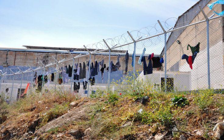 Οριακή η λειτουργία του καταυλισμού στο κέντρο υποδοχής προσφύγων στη Μόρια