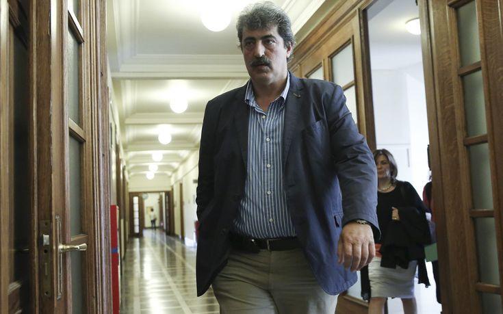 Πολάκης: Συνελήφθη το τσογλάνι που με απειλούσε