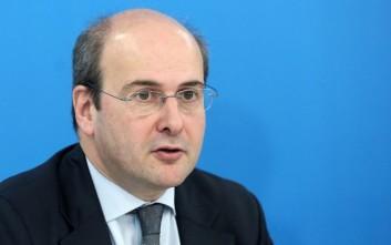 Χατζηδάκης: Θέλουμε αυτοδυναμία γιατί η χώρα πρέπει να κυβερνηθεί