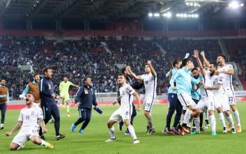 Το πείσμα των παικτών έδωσε το βαθμό στην Εθνική απέναντι στη Βοσνία