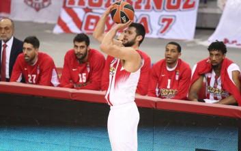 Διαρκείας του μπασκετικού Ολυμπιακού δια χειρός Παπανικολάου