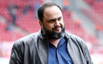 Τι γράφει σε άρθρο του στα «Νέα» ο νέος ιδιοκτήτης Βαγγέλης Μαρινάκης