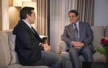 Τηλεφώνημα Τσίπρα-Αναστασιάδη μετά την ανανέωση της τουρκικής NAVTEX στην Κύπρο