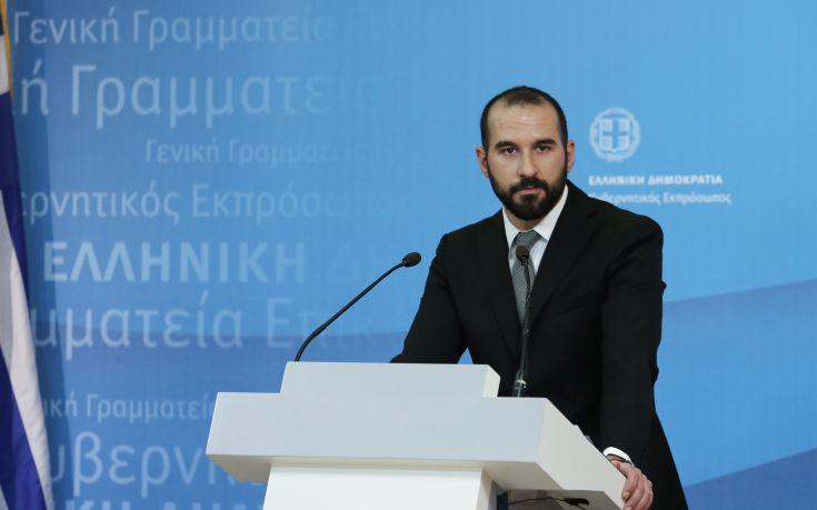Τζανακόπουλος: Υπάρχει δυνατότητα για συμφωνία στις 20 Φεβρουαρίου