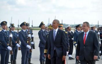 Πώς σχολιάζουν στην Τουρκία την επίσκεψη Ομπάμα στην Ελλάδα