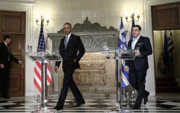 Όλο το παρασκήνιο Ομπάμα - Τσίπρα για την αξιολόγηση, το ΔΝΤ και το χρέος