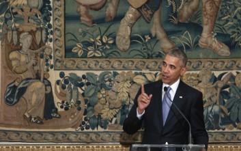 Από την Ακρόπολη και το Ίδρυμα Σταύρος Νιάρχος ο Ομπάμα αποχαιρετά την Ελλάδα