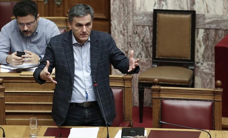 Τσακαλώτος: Μέσα στη συμφωνία είναι ότι θα παρθούν μέτρα διαρθρωτικού τύπου
