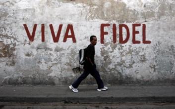 Στις 4 Δεκεμβρίου η κηδεία του Φιντέλ Κάστρο