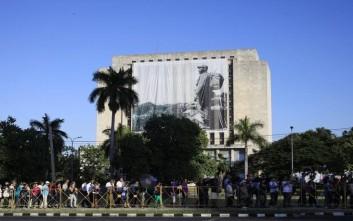 Στην Κούβα αριστεροί ηγέτες για το «αντίο» στον Φιντέλ Κάστρο