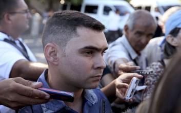 Ε. Γκονσάλες: Κάθε άλλο παρά δικτάτορας ο Κάστρο