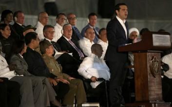 Πόσο πληρώσαμε το ταξίδι του Τσίπρα στην Κούβα με το πρωθυπουργικό Gulfstream