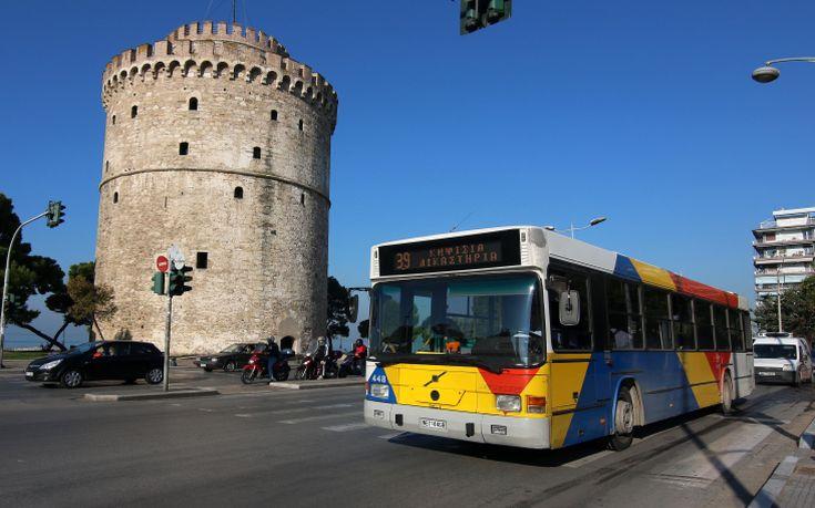 Χωρίς λεωφορεία μέχρι τη Δευτέρα Θεσσαλονίκη