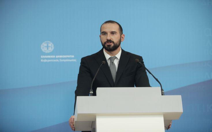 Τζανακόπουλος: Θέλουμε πολιτική συμφωνία έως το Eurogroup