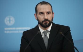 Τζανακόπουλος: Έξοδος στις αγορές με κριτήριο τη βέλτιστη δυνατή διαχείριση του χρέους