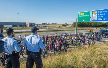 Δρακόντεια μέτρα ασφαλείας από τη Σουηδία στα σύνορα της