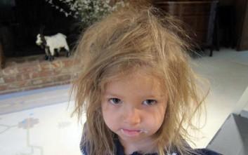 Ένοχα τα γονίδια για τα μπλεγμένα μαλλιά