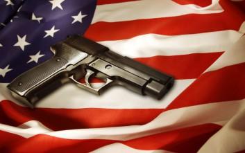Οι αριθμοί για την οπλοκατοχή στις ΗΠΑ προκαλούν ανατριχίλα