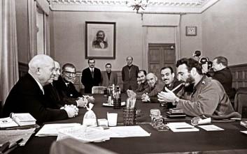 Γιατί ο Φιντέλ Κάστρο φορούσε δύο Rolex στο ίδιο χέρι στη συνάντηση με τον Χρουστσόφ