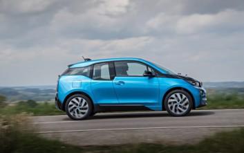 Απανωτές διακρίσεις για το BMW i3