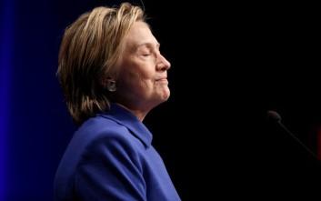 Καταβεβλημένη η Κλίντον αποκάλυψε τι ήθελε να κάνει μετά την ήττα της