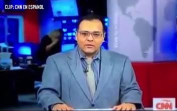 Ο παρουσιαστής του CNN που πέθανε τον… Ραούλ Κάστρο