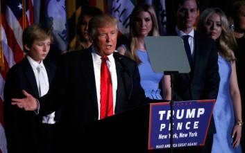 Ο Τραμπ ισχυρίζεται πως χιλιάδες ψήφισαν παράνομα στις αμερικανικές εκλογές