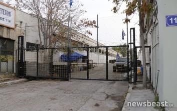 Τα ΜΑΤ έβαλαν τέλος στην κατάληψη του χώρου για το τέμενος στο Βοτανικό
