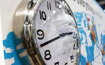 Αλλάζει η ώρα την Κυριακή, γυρίζουμε τα ρολόγια μας μια ώρα μπροστά