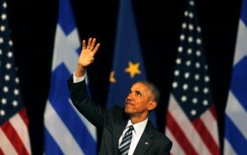 Η άγνωστη επιστολή στον Ομπάμα για να σωθεί η Ελλάδα