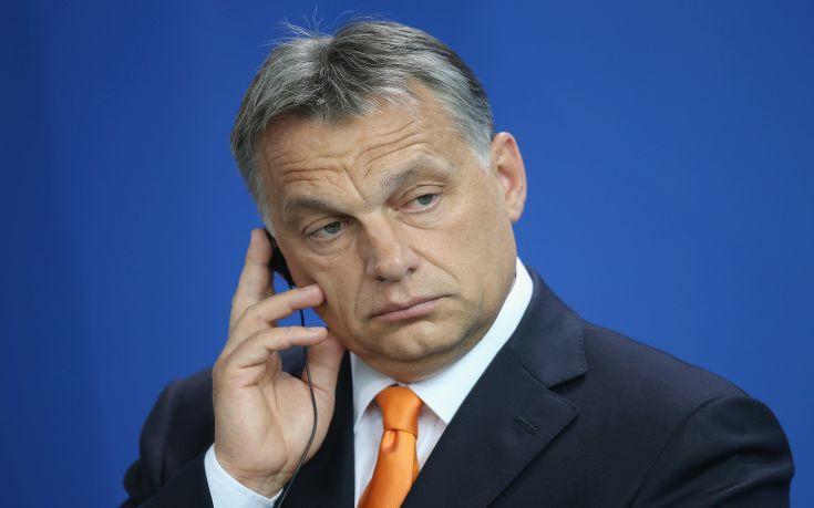 Ερωτηματολόγια με τίτλο «Ας σταματήσουμε τις Βρυξέλλες» στην Ουγγαρία