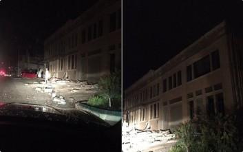 Σεισμός 5 Ρίχτερ ταρακούνησε την Οκλαχόμα