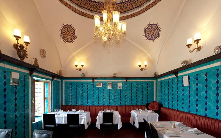 Το ιστορικό εστιατόριο της Πόλης που ο Βενιζέλος συνάντησε τον Κεμάλ