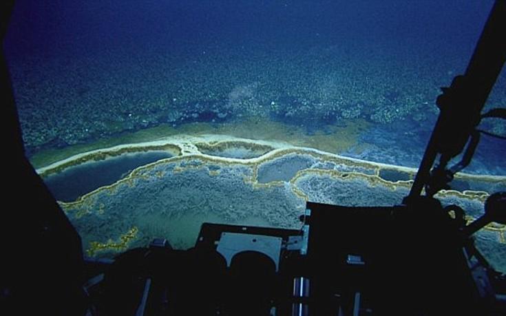Η ανακάλυψη στον Κόλπο του Μεξικού που ίσως μοιάζει με τη ζωή σε άλλους πλανήτες