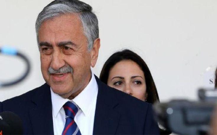 Ο Ακιντζί κατηγορεί την ελληνοκυπριακή πλευρά ότι συνεχίζει τις «αρνητικές προσεγγίσεις»