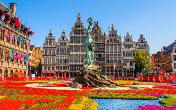 Αμβέρσα, η παραμυθένια πόλη των διαμαντιών και των κάστρων