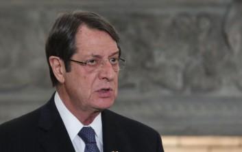 Τον γ.γ. του ΟΗΕ συναντά σήμερα ο Νίκος Αναστασιάδης