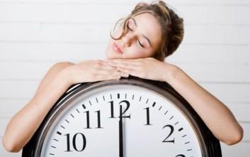 Η έλλειψη ύπνου επηρεάζει την εντερική χλωρίδα