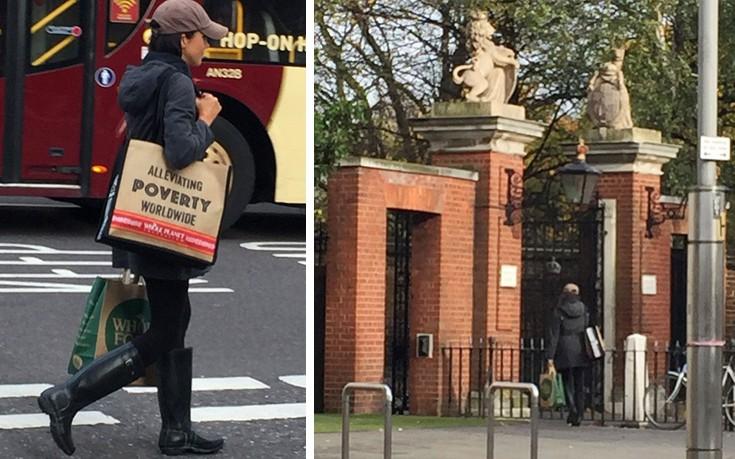 Πρίγκιπας Χάρι και Μέγκαν Μαρκλ μένουν μαζί στο παλάτι