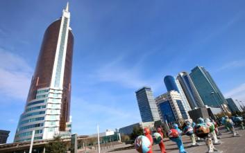 Αστάνα, η εντυπωσιακή πρωτεύουσα του Καζακστάν
