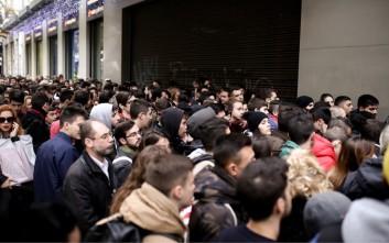 Ικανοποίηση από την ανταπόκριση του κόσμου στην Θεσσαλονίκη για το Black Friday