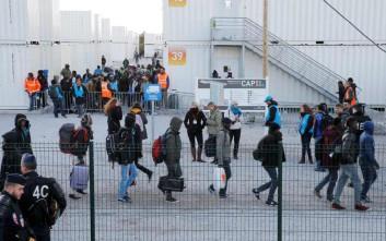 Οκτώ μετανάστες στη Γαλλία, εντοπίστηκαν ζωντανοί σε φορτηγό-ψυγείο
